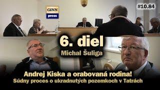 Inžinier Andrej Kiska a orabovaná rodina 6: Michal Šuliga #10.84