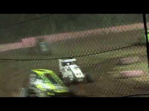 Linda's Speedway ARDC Midgets 8/19/2016