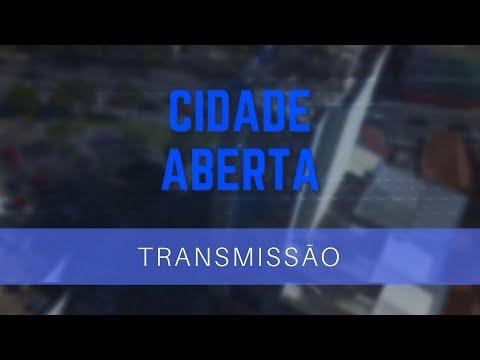 CIDADE ABERTA - 08/08/2018