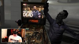 PINBALL FX2 VR - THE WALKING DEAD  (OCULUS RIFT/VIRTUAL REALITY)