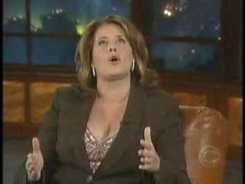 Lorraine Bracco on Craig Ferguson Part 1