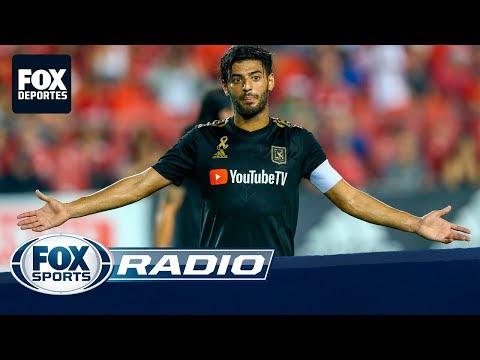 FOX Radio: A Carlos Vela no le gustaría jugar en el Barcelona