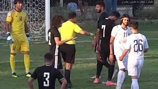 أهداف مباراة امانة بغداد 1 ـ 2 الزوراء في 29 9 2018 تصوير حصري لقناة القيثارة الخضراء