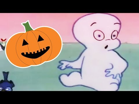 Casper the Friendly Ghost ????Fright From Wrong ????Halloween Special ????Full Episode ????Kids Cart