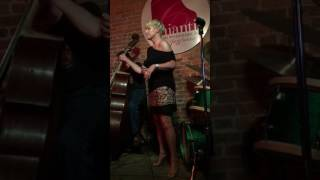 Cassandre McKinley at Chianti Jazz Series