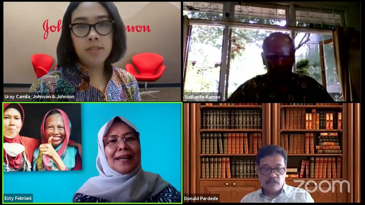 Pertemuan Virtual TB Nasional
