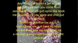 Tommy lee- uncle demon (Official Lyrics)  TOMMY LEE OUT A GAZA SEE DESCRIPTION for more info