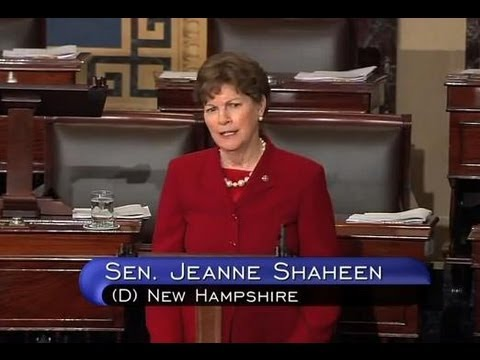 SHAHEEN: CAMPAIGN FINANCE REFORM NEEDED