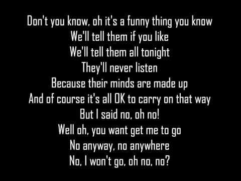 Arctic Monkeys - Certain Romance Lyric
