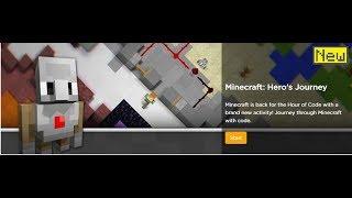 Code.org | The Hour of Code | 'Minecraft' | Hero's Journey | Muhammad Ali