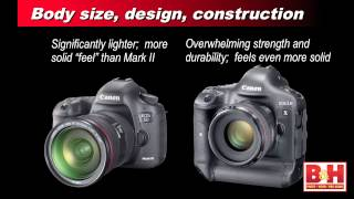 Full-Frame Comparison: A Look at the EOS 5D Mark III and EOS-1D X Presented by Canon