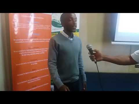 Kudakwashe Zombe interview with the Zimbabwe Broadcasting Corporation ZBC TVRETZ ZCSOSUNA,