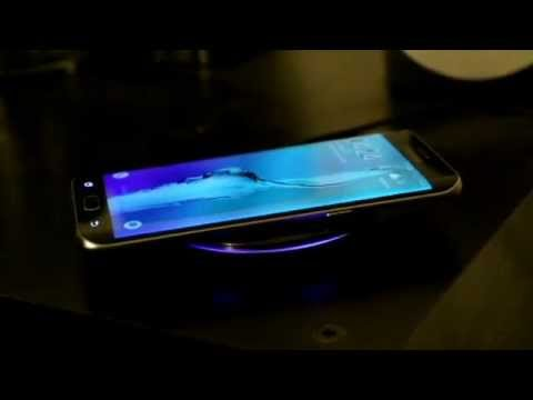 samsung wireless charger and galaxy s6 edge plus charging. Black Bedroom Furniture Sets. Home Design Ideas