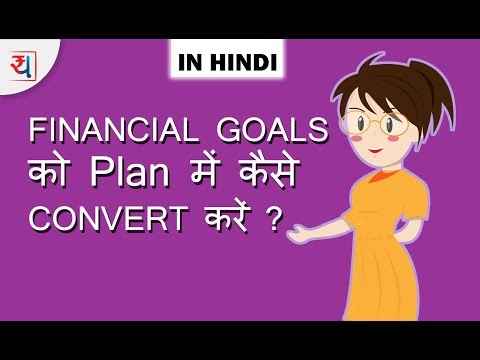 Financial Goals को Financial Plan में कैसे बदले? | Financial Planning in Hindi Step 5