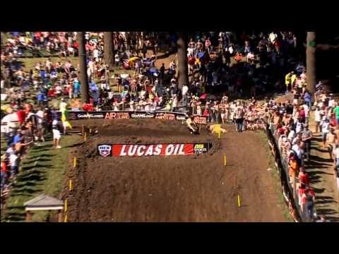 2011 AMA Motocross Round 8 Washougal - 450 - HD 720p