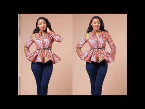 Lovely 2017 Fashions - Ankara Ladies Styles