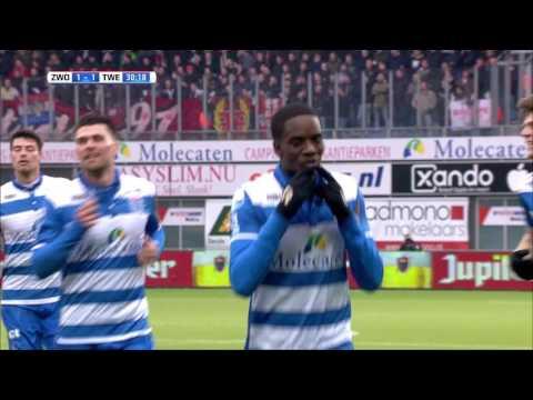Samenvatting PEC Zwolle - FC Twente