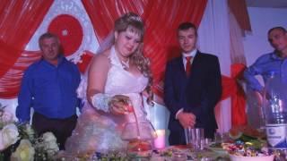 Фрагмент свадьбы 19 сентября 2015 г. (Огонь на свадьбе как символ исполнения желаний)
