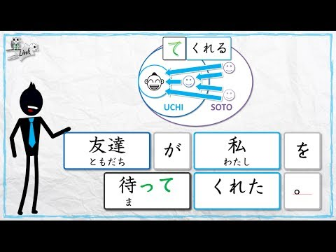 KANJI-Link: Learn Japanese grammar (JLPT N5) with free video lessons!