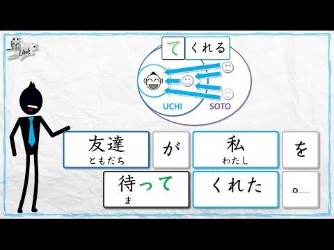 Learn Japanese: TE-ageru