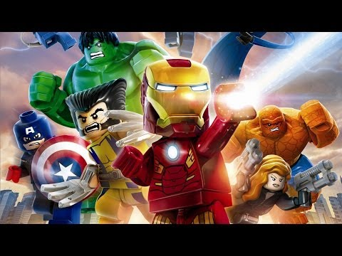 IGN Reviews - LEGO Marvel Super Heroes - Review