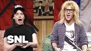 Cold Opening: Wayne's World on Communism - Saturday Night Live