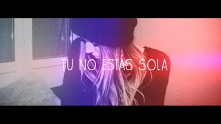 Baixar Tu No Estas Sola - SHE | Letra
