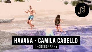 Havana - Camila Cabello (Choreography) | SECOND LIFE VIRTUAL