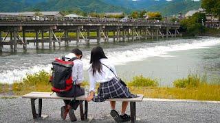 Le Japon sans les touristes ?