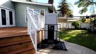 Freedom Wheelchair Lift for Home