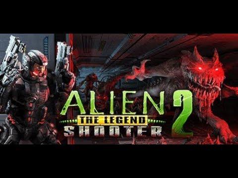 ALIEN SHOOTER 2 - THE LEGEND ► Первый взгляд