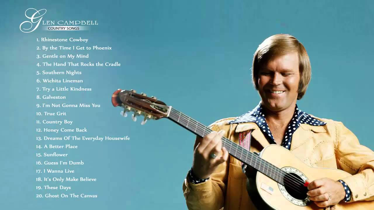 Glen Campbell Glen Campbell Greatest Hits The Very