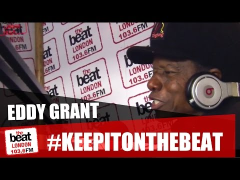 EDDY GRANT   #KeepItOnTheBeat   @thebeat1036   #TheBigBreakfast