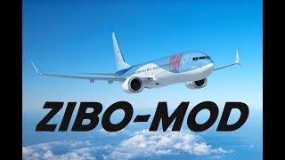 Tutorial (Deutsch) - XPlane 11 ZIBO-Mod 737-800 (738-800)