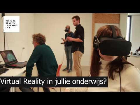 Masterclass: Virtual Reality in het Onderwijs