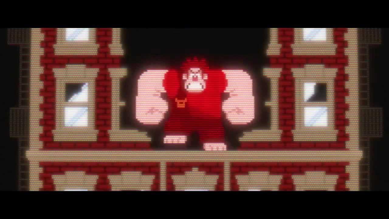 Disney's Wreck-It Ralph - OFFICIAL TRAILER #1 - YouTube Wreck It Ralph Trailer