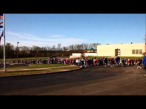 North County Primary 6th Annual St. Jude walk-a-thon 2016