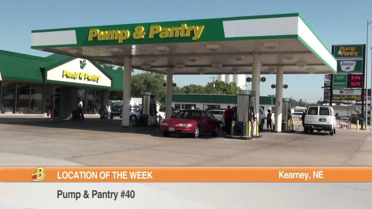 Pump And Pantry >> Bosselman Location Of The Week Pump Pantry 40 Kearney