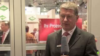 Motek 2012 - Internationale Fachmesse für  Montage-, Handhabungstechnik und Automation
