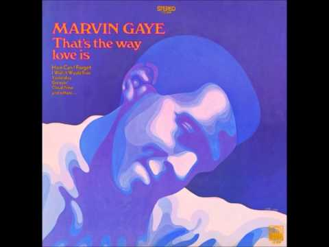 Marvin Gaye.  Yesterday.......1970