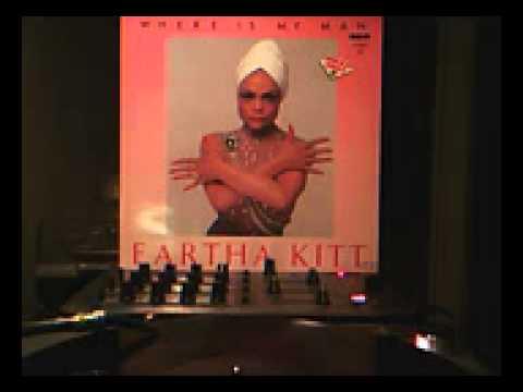 Eartha Kitt - Where Is My Man 12 Instrumental
