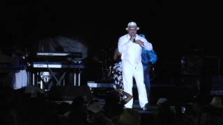 GETTING MY STEP ON WITH HOWARD HEWETT AT AFRICAN FESTIVAL OF THE ARTS!