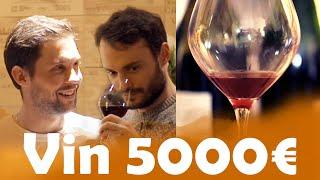 Vin 7€ VS Vin 5000€ avec Jérome Niel