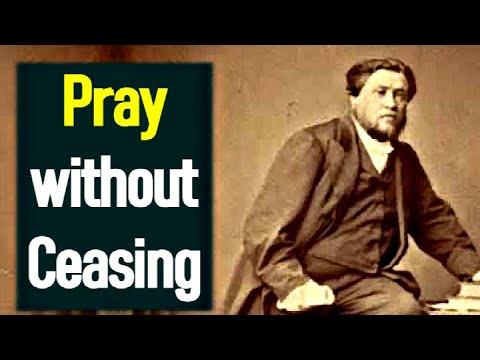 Pleading / How To Pray Powerful Prayers - Charles Spurgeon Sermon
