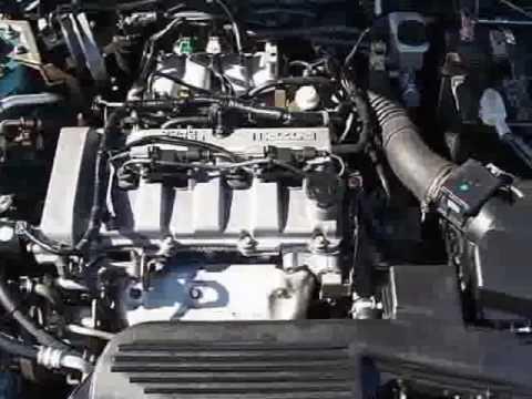 2002 Mazda Protege - YouTubeYouTube