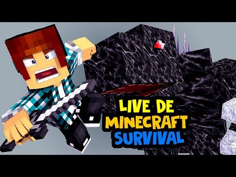 MINECRAFT SURVIVAL - Live 🔴