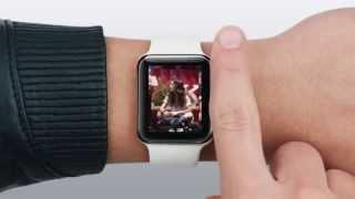 Apple Watch відео інструкція російською - Знайомство