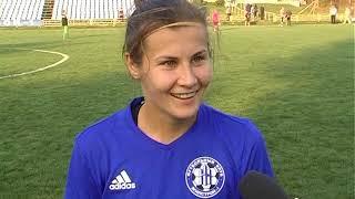 Ольга Овдийчук - лучшая футболистка Украины 2017 года