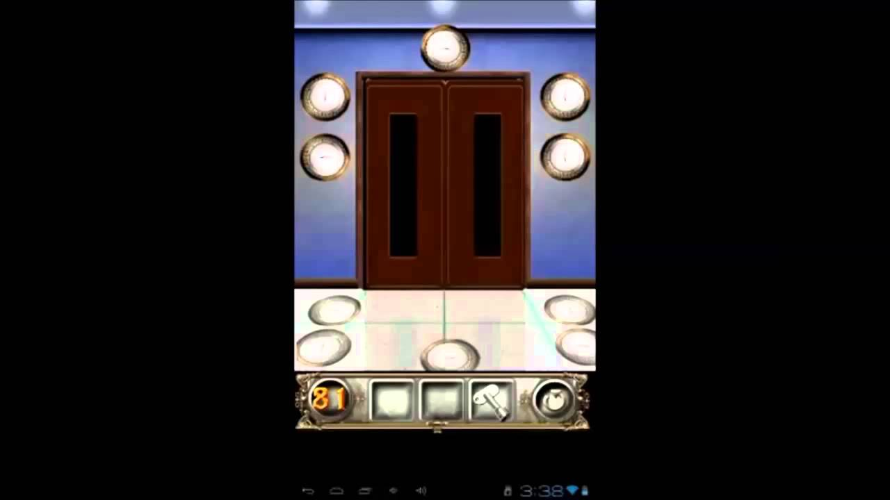 100 Doors Floors Escape Level 81 Walkthrough Youtube
