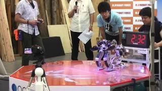 ロボファイト15 ORC1st一回戦 ENFORCER vs 煉